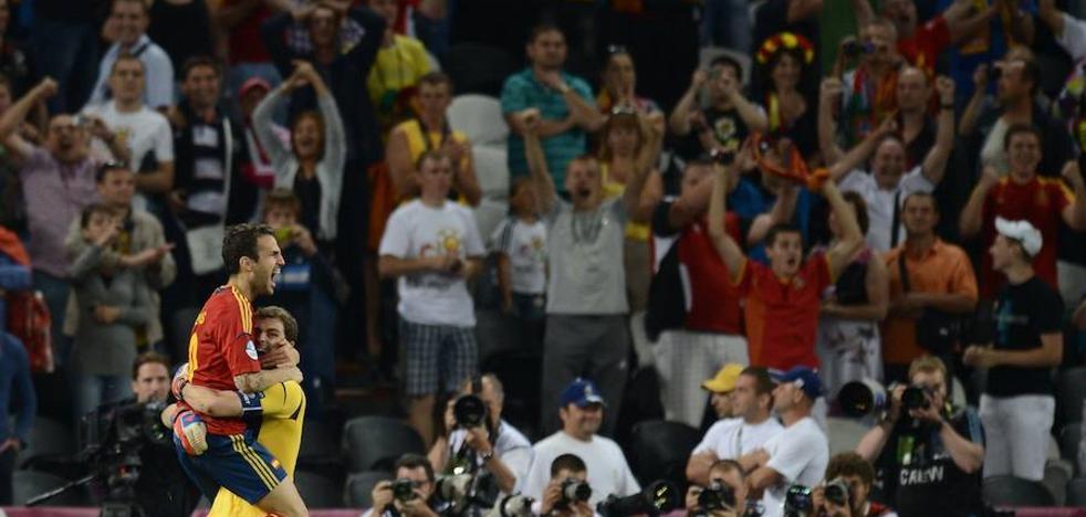 Diez años que La Roja mutó a campeona