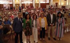 Sánchez Rubio resalta en Jaén la importancia de las personas mayores