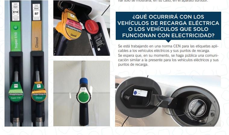 Los nuevos nombres de las gasolinas y tipos de diésel que encontrarás muy pronto en las gasolineras