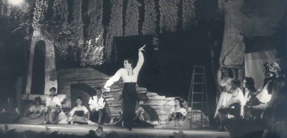 El auditorio del Generalife cumple 65 años