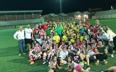 El Martos FS y el UDC Torredonjimeno se imponen en la XII edición de la Copa Delegada del Gobierno de fútbol femenino