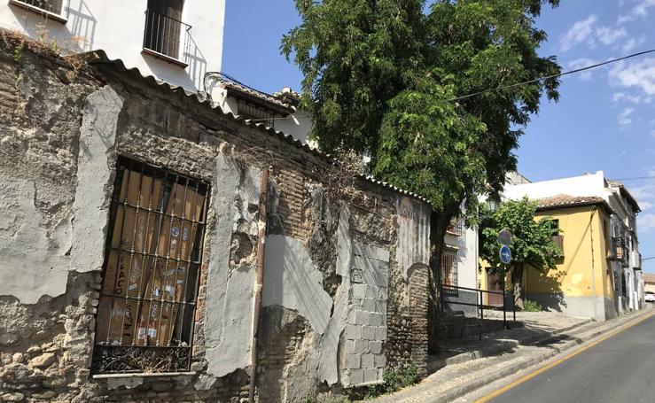 Los 18 edificios que ingresaron en los últimos tres años en la listad de ruinas de Granada