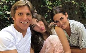 Vicky Martín Berrocal visita a su exmarido 'El Cordobés' en el hospital