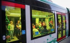 El metro 'retira' 11.000 vehículos de la Circunvalación de Granada