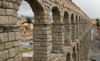 Piden demoler el Acueducto de Segovia