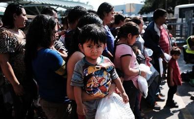 EE UU asegura que ha logrado reunir a 522 menores inmigrantes con sus padres tras ser separados