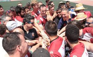 Unión Rugby Almería cierra la permanencia con una fiesta