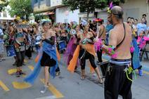 Lanjarón celebra el San Juan más refrescante