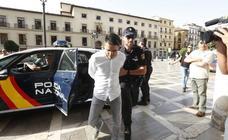 Un jurado enjuicia desde hoy al acusado de matar a su pareja en Granada y dejarla junto a un contenedor