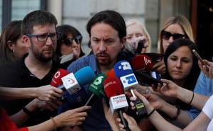 Pablo Iglesias defiende la legalización de la marihuana y que España sea «referencia» en exportación