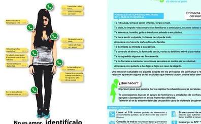 «Ponte en alerta. No es amor», los 3 avisos de la Policía a las mujeres para que identifiquen el maltrato