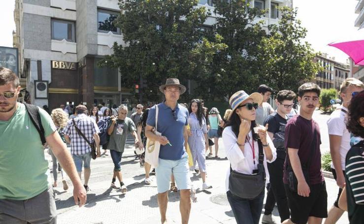 La amenaza del sol en Granada estos días: nivel 11 de radiación ultravioleta