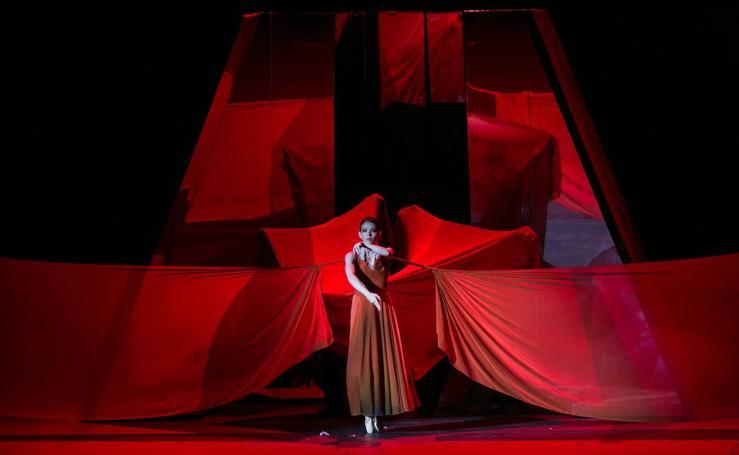 Así se vivió la actuación del Royal Ballet Flanders en el Generalife