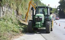 La salida Oeste de Motril se cortará unas horas para arreglar los arcenes