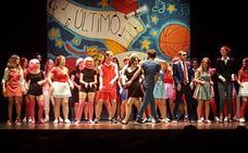 Los jóvenes de Cúllar Vega arrasan con su representación de 'High School Musical'
