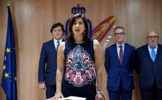 María José Rienda asume la Presidencia del Consejo Superior de Deportes con «determinación»