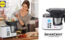 El robot de cocina de Lidl 3 veces más barato que la Thermomix desata la locura: ya hay fecha de venta
