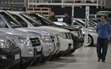La venta de coches en la provincia de Jaén aumenta el triple que en Andalucía