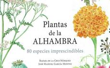 Premio para 'Plantas de la Alhambra'