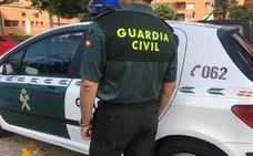 Detenido por robar en coches aparcados en una estación de servicio de la A-92