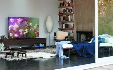 La tele, cuanto más grande, mejor