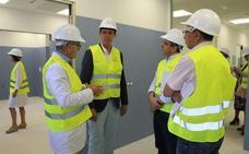 La ampliación de las urgencias en el hospital de Torrecárdenas tocará fin el mes de agosto