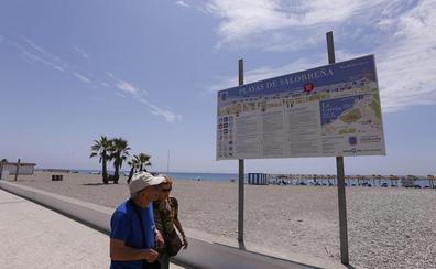 Las 9 cosas prohibidas en las playas de Granada