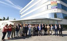 La Diputación de Granada se declara 'espacio libre' en el Día del Orgullo LGTBI