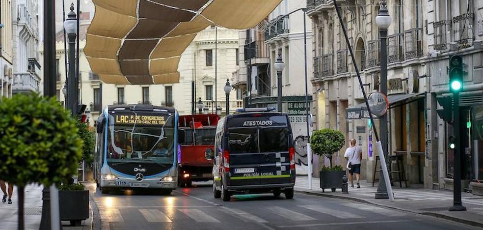 El gobierno municipal de Granada aprueba hoy las nuevas líneas de bus que entrarán en servicio el 15 de julio