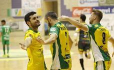 El Jaén Paraíso Interior FS aspira a ganar cinco premios de la Liga Nacional