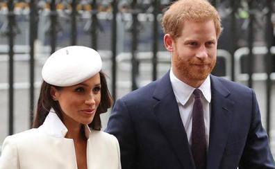 El sorprendente error de protocolo de Meghan Markle con la Reina Isabel II del que habla todo el mundo