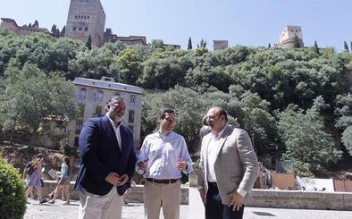 Moreno reduce a un caso «administrativo» el procesamiento de seis concejales del PP de Granada por el caso Serrallo