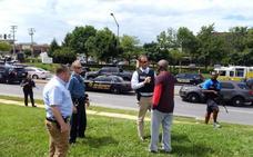 Al menos cinco muertos en un tiroteo en la redacción de un periódico local en Maryland