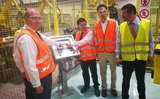 Heineken abre en Jaén una nueva línea que produce medio millón de latas al día