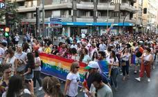 Granada es multicolor