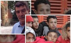 «Escándalo porque 55 niños españoles han dormido en el aeropuerto de Bristol, ¿y los niños que duermen en la calle o mueren en las pateras?»