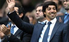 El jeque millonario del Manchester City debe 227 millones a la Hacienda española