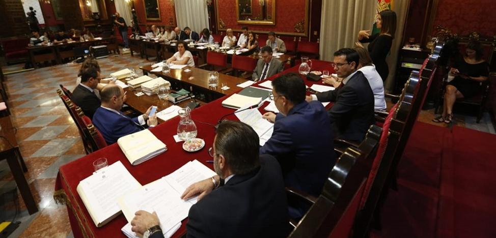 La oposición en bloque exige al Ayuntamiento de Granada que denuncie la gestión del Centro Lorca