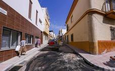 El Barrio del Huerto del Capitán de Motril acaba con sus problemas de inundaciones tras más de un año de pesadas obras