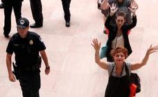 Susan Sarandon, arrestada en una protesta contra la política migratoria de Trump
