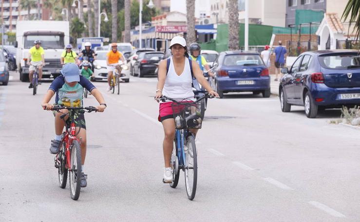 Encuéntrate en la concentración de bicis de Almuñécar