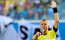 Kuipers, así es el árbitro del duelo entre España y Rusia