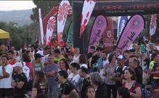 El Desafio Vale en El Valle de Lecrín reúne a más de 1.200 deportistas y 2.000 asistentes