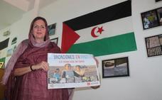 En busca de 'vacaciones en paz' para los niños saharauis