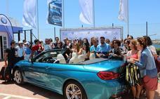 BMW reúne al pádel almeriense