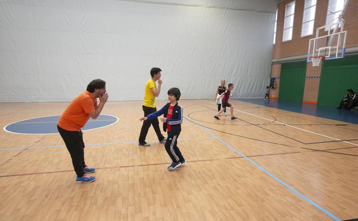 «Para un niño ciego hacer deporte no es importante, sino lo siguiente»