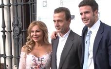 Alessandro Lequio habla por vez primera de la enfermedad de su hijo: «Es muy serio...»