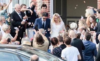 Las 4 parejas de famosos que se han casado este fin de semana