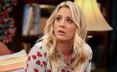 El impresionante vestido que Kaley Cuoco, actriz de 'The Big Bang Theory', luce en su boda