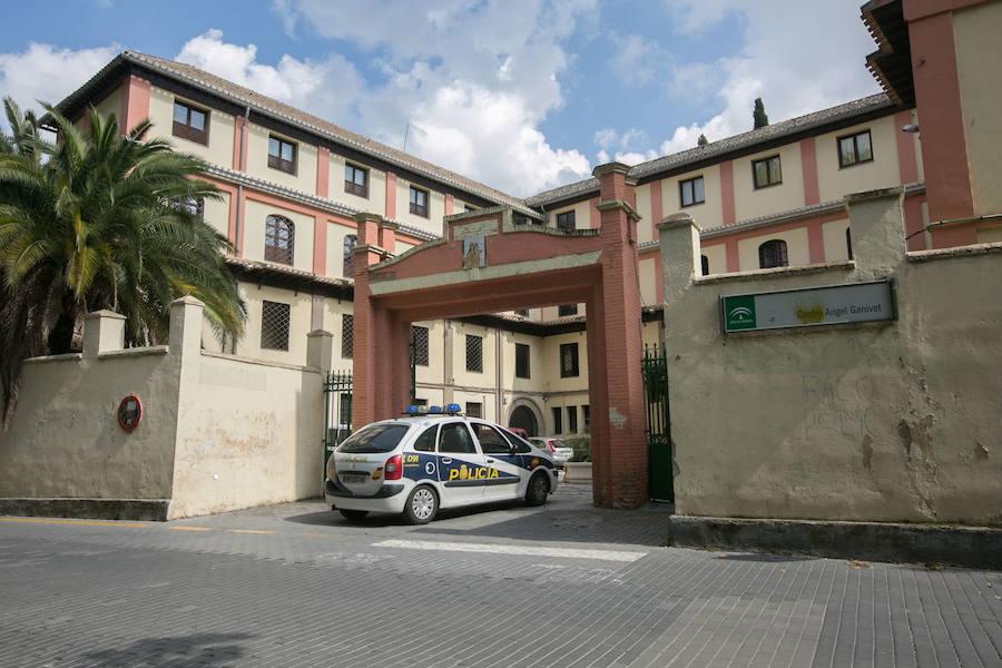 La Policía Nacional interviene para frenar la enésima pelea en el centro de menores Ángel Ganivet